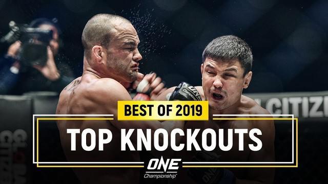 Berita Video 10 Knockouts Terbaik One Championship 2019 (Bagian 3)