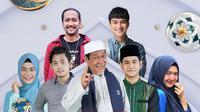 Pemain Para Pencari Tuhan Jilid 14 melelang barang kesayangan di LEBARSimpati Cinta Anak Yatim, Ramadan 2021