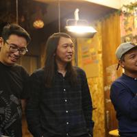 Efek Rumah Kaca di Preskon Synchronize Fest 2019 (Adrian Putra/Fimela.com)
