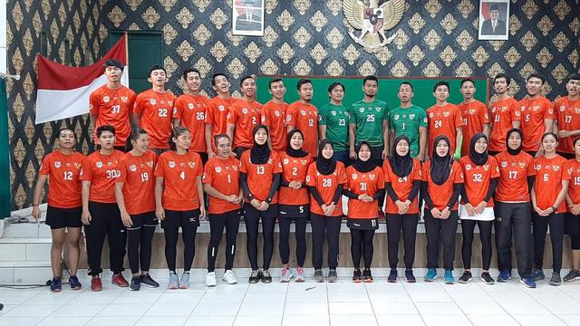 Timnas Hoki Indoor Indonesia