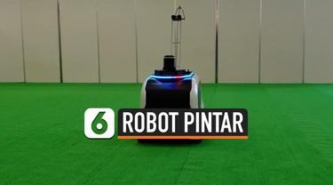 Bakal ada robot yang muncul di lapangan pertandingan Olimpiade 2020. Robot yang diberi nama Field Support Robot (FSR) ini akan bekerja di lapangan atletik.
