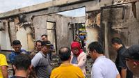 Direktur Jenderal Pemasyarakatan (Dirjen Pas) Sri Puguh Budi Utami Saat Meninjau Rutan Klas IIB Siak, Riau, Sabtu (11/5/2019). (Foto: Istimewa)