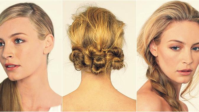 015872100 1542959569 step by step 5 gaya rambut untuk ke pesta
