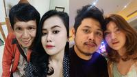 Deretan istri cantik dari pelawak Tanah Air, memesona. (Sumber: Instagram/@tiaraamalia97/@raditya_dika)