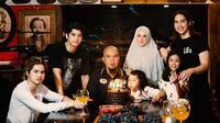 Ulang tahun Ahmad Dhani ke-48 (Sumber: Instagram/ahmaddhaniofficial)