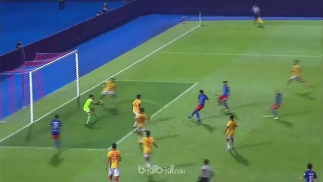 Berita video Selangor FA, yang tak diperkuat Evan Dimas dan Ilham Udin Armaiyn, menelan kekalahan 0-2 dari JDT (Johor Darul Ta'zim) dalam lanjutan Liga Super Malaysia 2018. This video presented by BallBall.