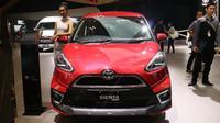 Toyota Sienta Limited Edition hadir di GIIAS 2017 dengan jumlah 30 unit. (Herdi Muhardi)
