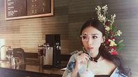 BeautyPlus app dan Starbucks membuat filter menggemaskan untuk menjangkau generasi milenial agar semakin peduli kanker payudara (Foto: Dok. BeautyPlus app)