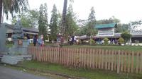 Camp Vietnam ini terletak di Pulau Galang Batam. (Liputan6.com/Ajang Nurdin)