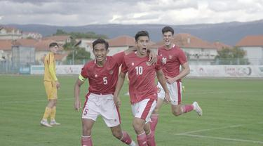 Jack Brown - Timnas U-19 Indonesia