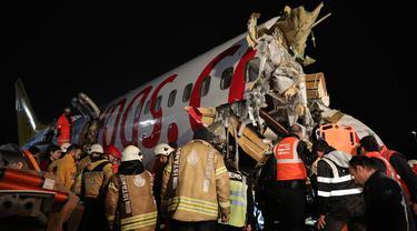 Kecelakaan Pesawat Turki