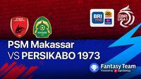PSM Makassar vs Tira Persikabo