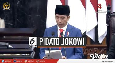 Pidato Joko Widodo di Sidang Tahunan MPR hari Jumat (16/08/2019) menyinggung soal upaya MA melakukan beberapa perbaikan seperti pembaruan tata cara penyelesaian gugatan.