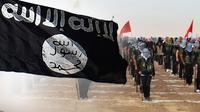 Ilustrasi ISIS Iraq