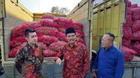 Upaya Menteri Pertanian (Mentan) Andi Amran dalam menggenjot neraca perdagangan surplus untuk meraup devisa dan mensejahterakan petani tidak ada henti-hentinya.