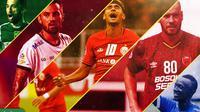 Trivia 5 Pemain Berpotensi jadi yang Terbaik di Liga 1 2019 (Bola.com/Adreanus Titus)