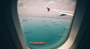 Sajak Viral Mengharukan yang Terinspirasi dari Jatuhnya Pesawat Lion Air JT 610 di Karawang
