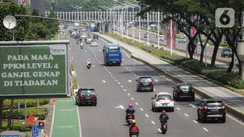 Daftar Lengkap Status Perpanjangan Level PPKM Jawa-Bali dan Nasional