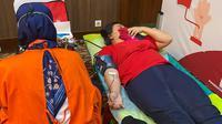 Pertiwi Indonesia mengalang donor darah (Dok.Pertiwi Indonesia)