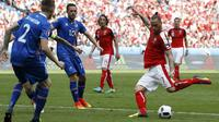 Islandia vs Austria (Reuters/Christian Hartmann)