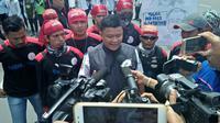Federasi Serikat Pekerja Metal Indonesia Provinsi Sumatera Utara (FSPMI Sumut) yang telah merencanakan unjuk rasa pada 30 April 2020, membatalkannya.