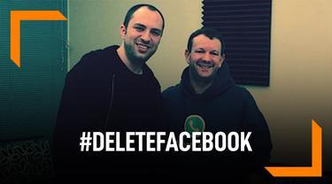 Alasan Pendiri WhatsApp Ajak Hapus Facebook