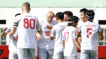 FOTO: PSM Makassar Bungkam Persik Kediri 3-2