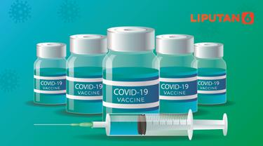 Banner Infografis Percepatan Vaksinasi Covid-19 Terkendala Stok dan Birokrasi. (Liputan6.com/Abdillah)