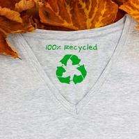 Ilustrasi zero waste clothing/pakaian. (Foto: shutterstock.com)