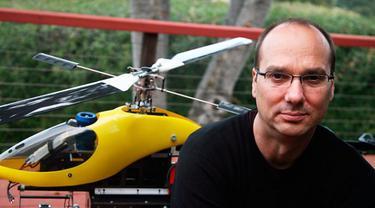 Andy Rubin, Sosok Fenomenal di Balik Pencipta Android