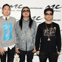 Far East Movement (Foto: AFP/Andrew H. Walker / GETTY IMAGES NORTH AMERICA_
