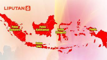 Infografis Cek Fakta: Deretan Hoaks soal Pulau Indonesia yang Tersebar di Facebook