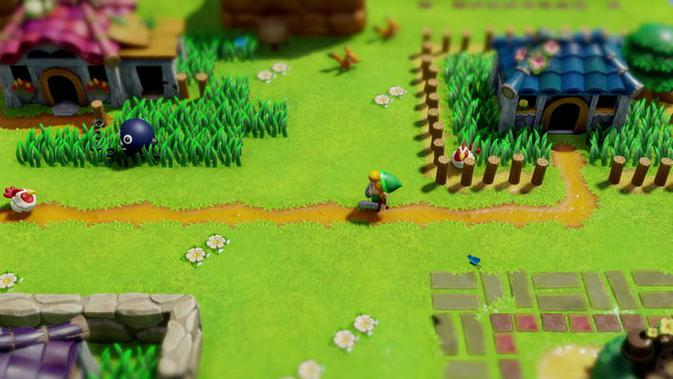 The Legend of Zelda: Link's Awakening. (Doc: Polygon)