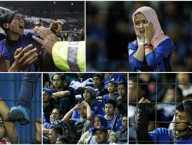 Wajah Sedih Persib Bandung, PSM Makassar, Piala Presiden 2018