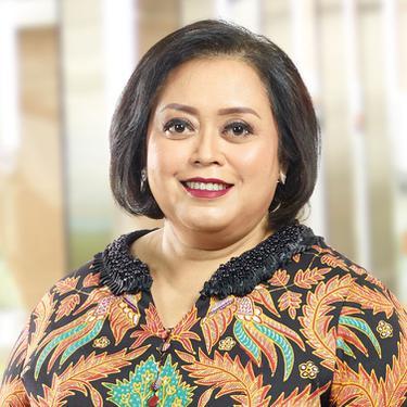 Michellina Laksmi Triwardhany, Wakil Direktur Utama PT Bank Danamon Indonesia Tbk.