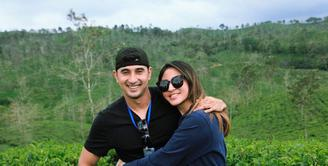 Ali Syakieb dan Margin Wieheerm (Instagram/marginw)