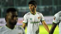 Kevin Gomes seperti mimpi masuk Timnas Indonesia U-22. (Bola.com/Iwan Setiawan)