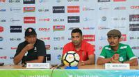Rahmad Darmawan tetap puji pemain Sriwijaya FC (Liputan6.com/Reza Efendi)