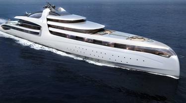 Admiral X Force, Yacht Seharga Rp 13 Triliun (Business Insider)