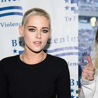 Miley Cyrus - Kristen Stewart. (foto: AFP)