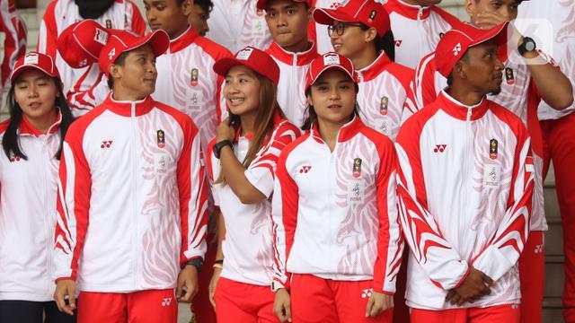 Kegembiraan Srikandi Indonesia Jelang Berlaga di SEA Games 2019