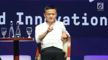 Jack Ma Bicarakan Digital Ekonomi di Depan Delagasi IMF-Bank Dunia