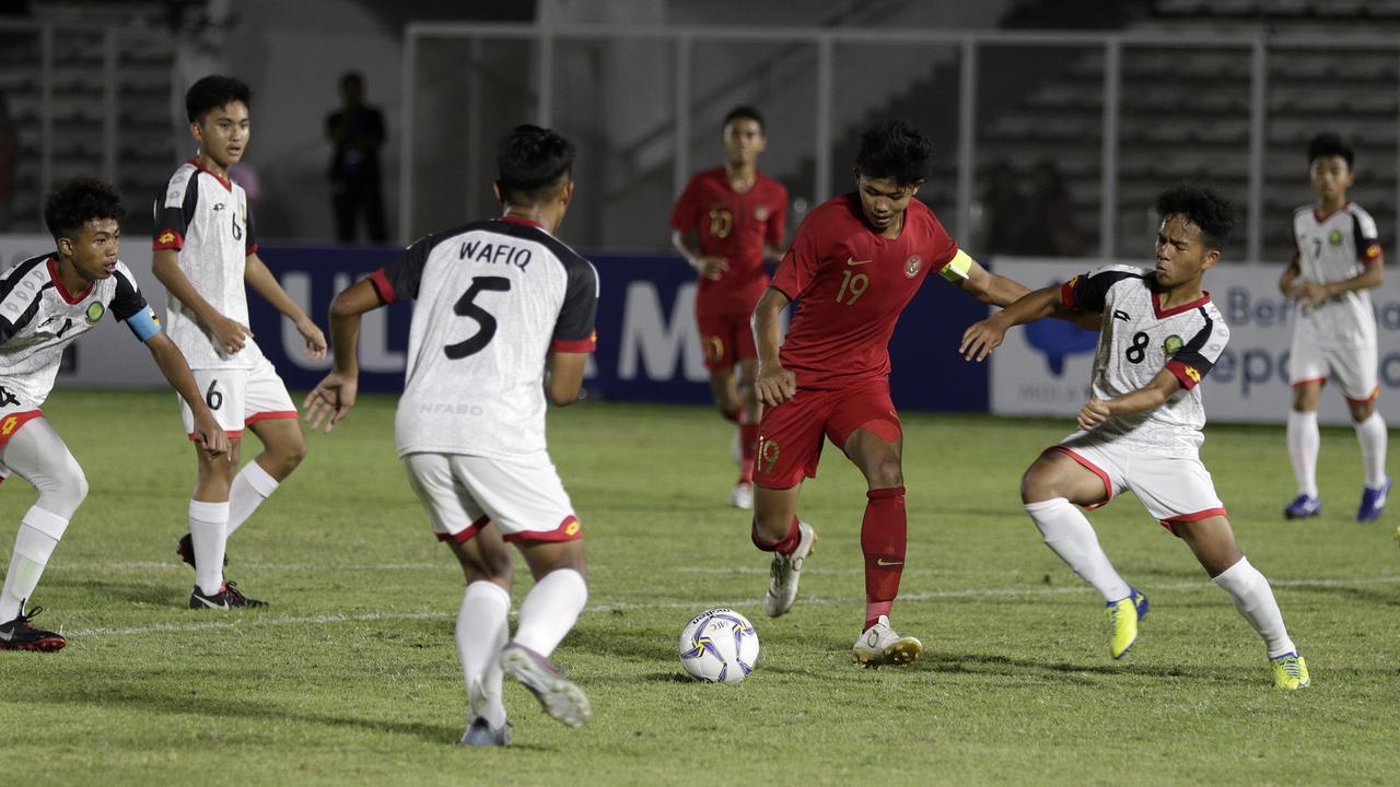 Jelang Lawan Tiongkok, Bima Sakti Ungkap PR Timnas Indonesia U-16