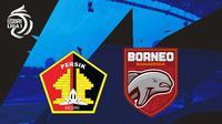 BRI Liga 1 - Persik Kediri Vs Borneo FC (Bola.com/Adreanus Titus)