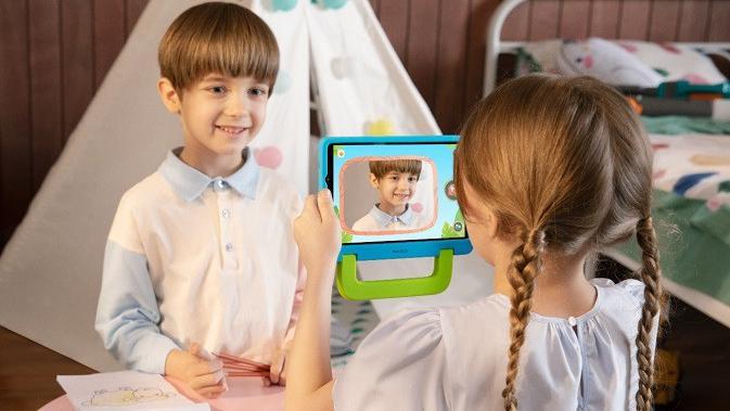 Huawei MatePad T10S Kids Edition yang ditujukan untuk anak-anak. (Ist.)