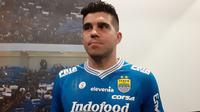 Fabiano Beltrame, pemain Persib. (Bola.com/Erwin Snaz)