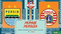 Shopee Liga 1 - Persib Bandung Vs Persija Jakarta (Bola.com/Adreanus Titus)
