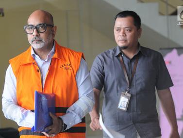 Perantara Suap Direktur Krakatau Steel Kembali Diperiksa KPK