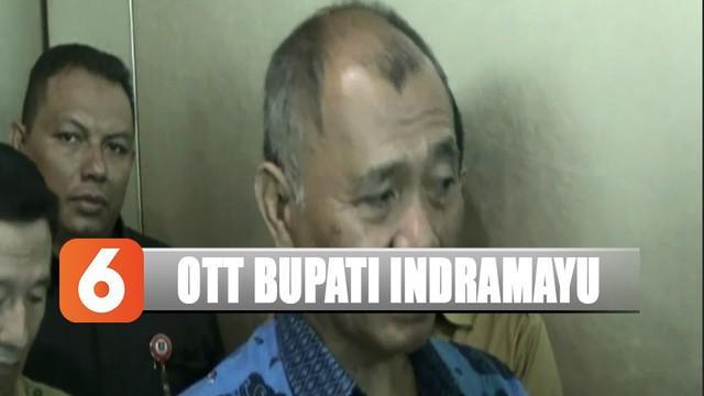 Dalam OTT kali ini selain Bupati Indramayu Supendi, KPK juga menangkap empat orang lainnya, yakni ajudan bupati, sopir bupati, staf Dinas PUPR berinisal F, dan seorang pengusaha berinisal C.