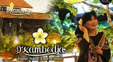 Resmi Buka, Rumah Makan Anne Avantie Dikunjungi Ganjar Pranowo